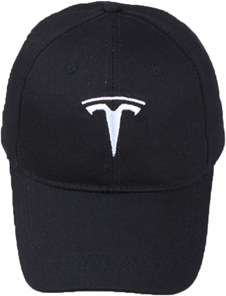 Interestingcar Baseball Cap Adjustable Men Women Car Logo Black Baseball Cap Adjustable Hat Fit Honda