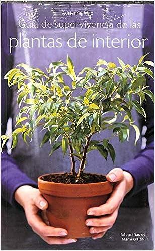 Guía De Supervivencia De Las Plantas De Interior: Amazon.es: Wild, Adrienne: Libros