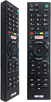 Nuevo Reemplazo Sony RMT-TX100D Mando a Distancia para Sony Bravia TV Mando a Distancia RMT-TX100D Ajuste para Sony TV/Smart TV RMT-TX102D: Amazon.es: Electrónica
