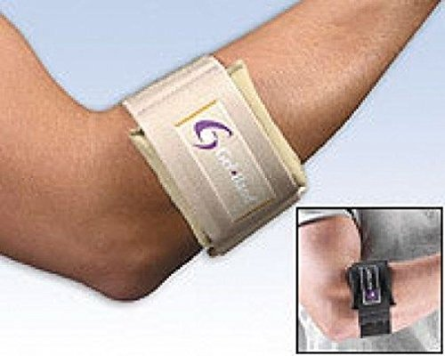 (Arm Band Tennis Elbow Support Compression GelCell Gel Cell Sports NEW)