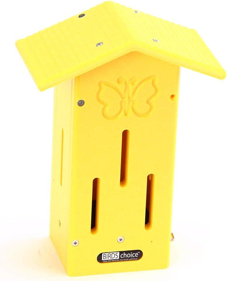 Birds Choice Pole-Mounted Butterfly House