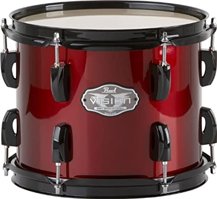 Pearl VX10P/B91 10-inch Add On Tom Package, Red Wine
