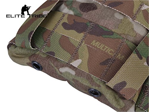 AIRSOFT Jagd Wasser Tasche lbt6119a Stil MOLLE Hydration Tasche 2L MultiCam tcnbV5do