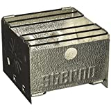 Sterno Products 70146 Outdoor Folding Camp Stove, Silver