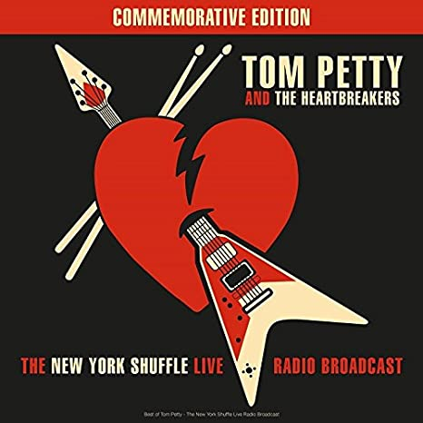 Buy Tom Petty - The New York Shuffle Live Radio Broadcast LP [VINYL