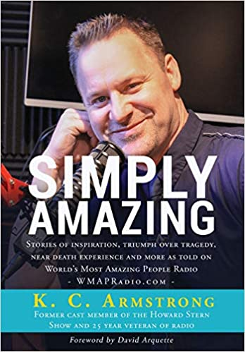 simply amazing stories of inspiration triumph over tragedy near death experiences and more as told on wmapradio