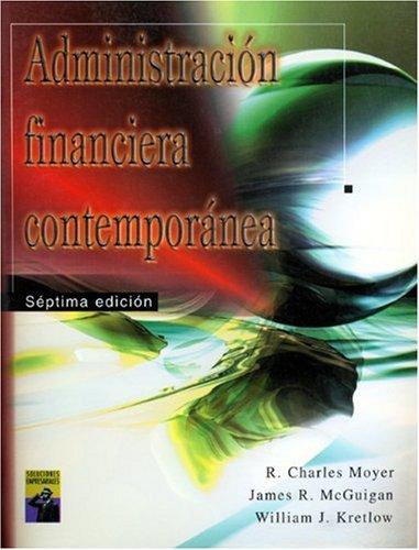 ADMINISTRACION FINANCIERA MOYER DOWNLOAD