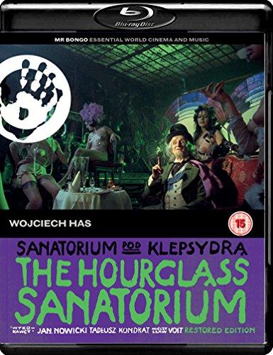 Hourglass Sanatorium [Blu-ray]