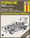 Porsche 924, 1976-1982, Haynes and Charles Lipton, 185010073X