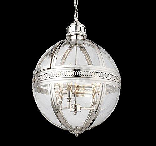 Victorian Globe Pendant Light
