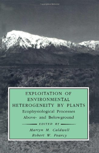 Exploitation of Environmental Heterogeneity by Plants: Ecophysiological Processes Above- and Belowground (Physiological Ecology)