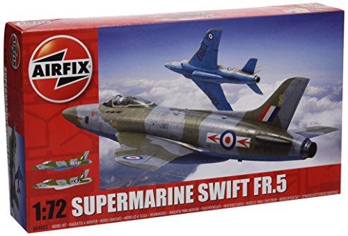 Airfix Supermarine Swift FR.5 Model Kit (1:72 Scale)