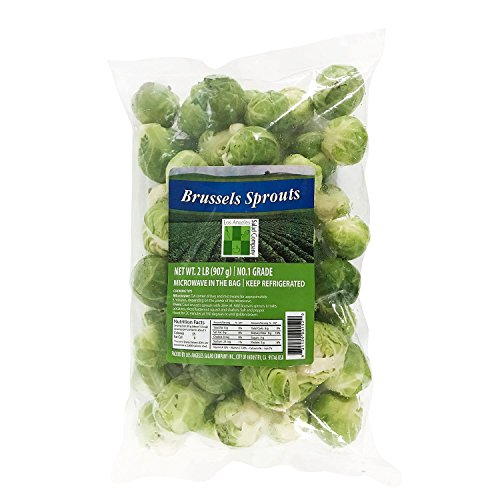 Fresh Brussels Sprouts, 2 lb