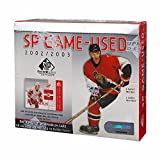 2002-03 Upper Deck SP Game Use