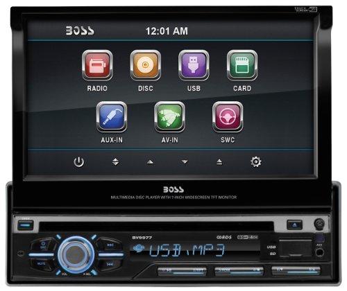 BOSS BV9977 Touchscreen Discontinued Manufacturer