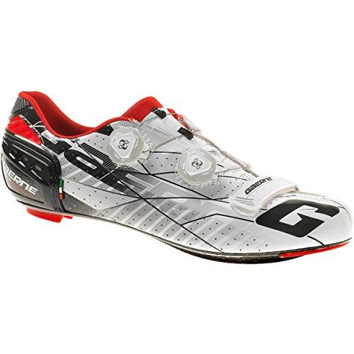 Gaerne Stilo carbon road shoes 2016 white black EU 46