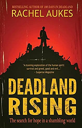 book cover of Deadland Rising