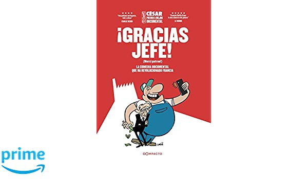 ¡Gracias jefe! [DVD]: Amazon.es: Documental, François Ruffin: Cine y Series TV
