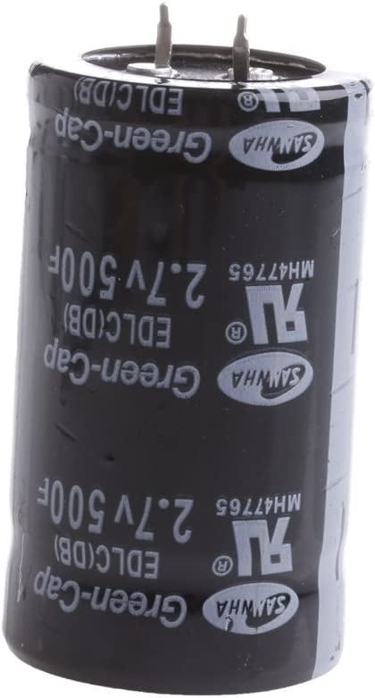 1PC Farad Capacitor 2.7V 500F 3560MM Super Capacitor Sarora