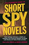 The Mammoth Book of Short Spy Novels, , 0786715049