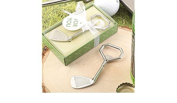 Compra FASHIONCRAFT Abrebotellas de metal para palos de golf ...