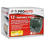 12V Portable Stove for cars, campers, boats or anywhere you have 12 Volt Power