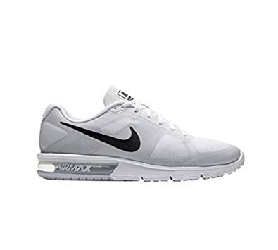 amazon com nike men air max sequent running shoes 9 5 d m shoes