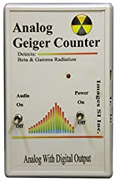 Geiger Counter and Nuclear Radiation Monitor with TTL Logic Digital Output