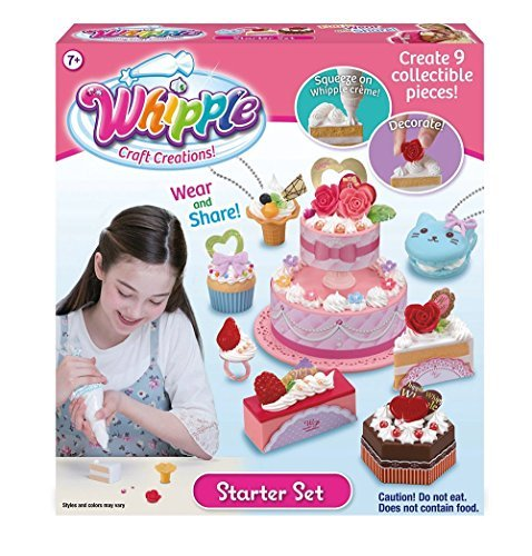 Epoch Everlasting Play Whipple Starter Set with Whipple Heart-Shaped Pastries