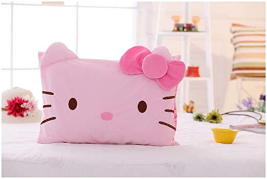 Peachy Baby - Funda de Almohada con diseño de Hello Kitty ...