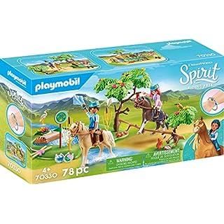 PLAYMOBIL® Spirit Riding Free River Challenge