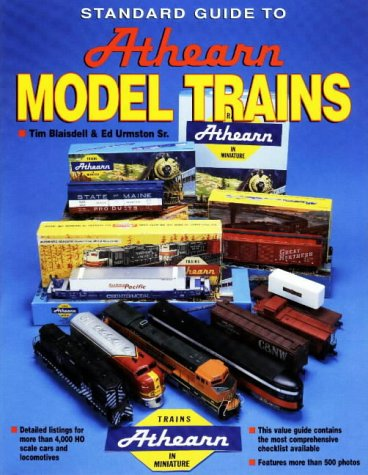Standard Guide to Athearn Model Trains from Brand: Krause Publications
