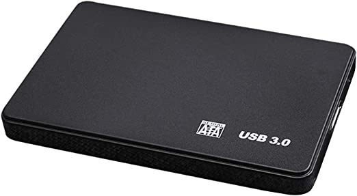 外付ハードディスクドライブ 2.5インチ HDDエンクロージャー USB 3.0 超高速 - 500GB