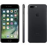 Apple iPhone 7Plus 256GB, negro (Renewed)