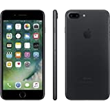 Apple iPhone 7 Plus 256 GB, negro (reacondicionado certificado)