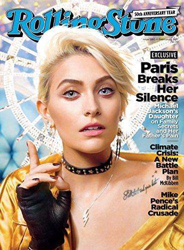 Rolling Stone Magazine (February 9, 2017) Paris Jackson Cover
