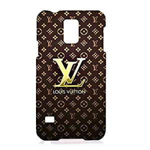 Attractive Luxury Background Design Louis And Vuitton Phone Case Best Hardshell Cover For Samsung Galaxy S5 I9600