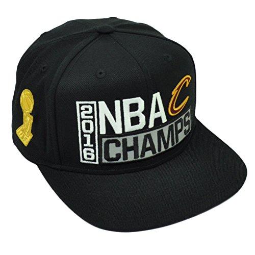 8af48ad758b Adidas Cleveland Cavaliers 2016 NBA Champions Offcial Locker Room Cap -  Black