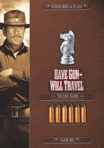 Have Gun Will Travel: The Sixth and Final Season, Vol. 1 (Have Gun Will Travel Season 2)