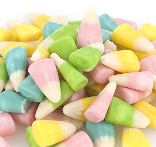 Review Bulk Easter Pastel Spring Candy Corn 1 Lb Bag (Pack of 1)