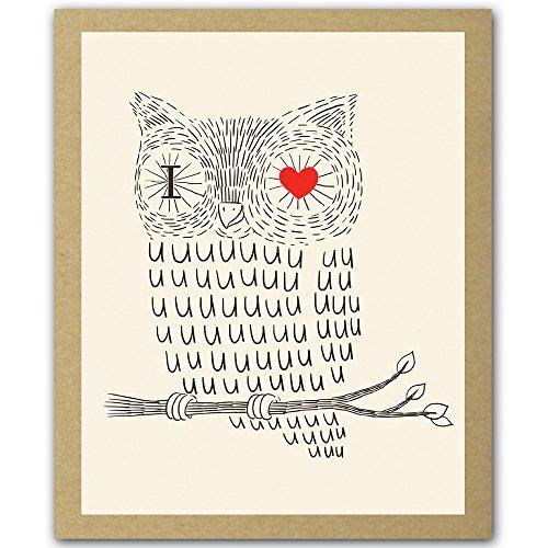 Owl, Fox, Love GreenNotes