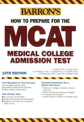 How to Prepare for the MCAT (BARRON'S HOW TO PREPARE FOR)