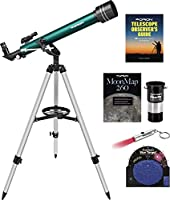 Orion Observer II 60mm Altazimuth Refractor Telescope Kit