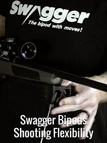 Swagger Bipods Shooting Flexibility