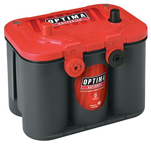 batteries car optima - 2