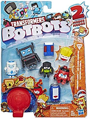Amazon.com: Transformers E3494 Toy, Multi: Toys & Games