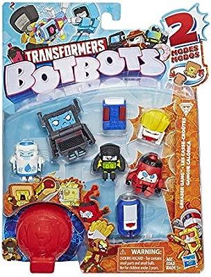 Amazon.com: Transformers E3494 Toy, Multi: Toys & Games