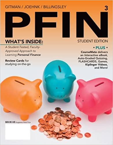 PFIN3 (with CourseMate Printed Access Card) (New, Engaging Titles ...