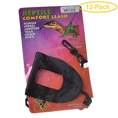 T-Rex Reptile Comfort Leash XX-Large - Pack of 12