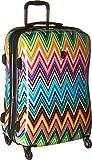 Heys America Unisex Colour Herringbone 26'' Spinner Multi Suitcase